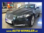 Jaguar XF 2,2 Diesel Luxury Leder/Navi/Kamera bei AUTOHAUS WINKLER GmbH in Judenburg