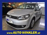 VW Touran Trendline 1,6TDI PDC bei AUTOHAUS WINKLER GmbH in Judenburg