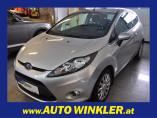 Ford Fiesta Trend 1,4TDCi Comfort Paket bei AUTOHAUS WINKLER GmbH in Judenburg