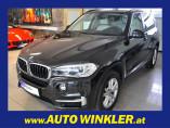 BMW X5 xDrive30d Ö-Paket Aut Navi/Leder bei AUTOHAUS WINKLER GmbH in Judenburg