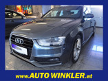 Audi A4 1,8TFSI quattro Sport S-line/Xenon/Navi bei AUTOHAUS WINKLER GmbH in Judenburg