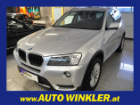 BMW X3 sDrive 18d Ö-Paket Aut Xenon/Panorama/PDC bei AUTOHAUS WINKLER GmbH in Judenburg