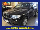 BMW X3 xDrive20d Ö-Paket Xenon/Navi/PDC bei AUTOHAUS WINKLER GmbH in Judenburg