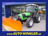 John Deere Deutz Fahr Agroplus 310 Schneeschild/Salzstreuer bei AUTOHAUS WINKLER GmbH in Judenburg