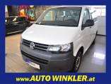 VW T5 2,0TDI Entry 9 Sitze bei AUTOHAUS WINKLER GmbH in Judenburg