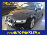 Audi A5 Cabrio 2,0TFSI Aut. S-Line/Navi/PDC bei AUTOHAUS WINKLER GmbH in Judenburg