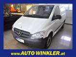 Mercedes-Benz Vito 110CDI BlueEfficiency kompakt Klima bei AUTOHAUS WINKLER GmbH in Judenburg