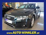 Audi A4 Avant 2,0 TDI DPF bei AUTOHAUS WINKLER GmbH in Judenburg