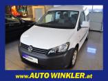 VW Caddy Kombi Trendline 1,6TDI bei AUTOHAUS WINKLER GmbH in Judenburg