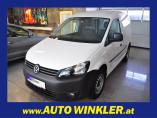 VW Caddy Kasten 2,0 EcoFuel Klima netto 6650,- bei AUTOHAUS WINKLER GmbH in Judenburg