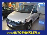 VW Caddy Kastenwagen 2,0 TDI 4MOTION Komfortpaket Klima bei AUTOHAUS WINKLER GmbH in Judenburg