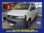 VW T5 2,0TDI 9 Sitze bei AUTOHAUS WINKLER GmbH in Judenburg