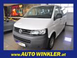 VW T5 TDI 2,0 Entry 9-Sitze bei AUTOHAUS WINKLER GmbH in Judenburg