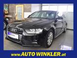 Audi A4 Avant 2,0TDI Bluetooth Sportfahrwerk bei AUTOHAUS WINKLER GmbH in Judenburg