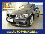 BMW 435d xD Gran Coupe Aut M-Paket/Headup/Kamera bei AUTOHAUS WINKLER GmbH in Judenburg