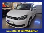 VW Touran Comfortline 1,6TDI DSG Winterpaket bei AUTOHAUS WINKLER GmbH in Judenburg