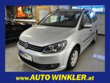 VW Touran 1,6TDI Klimatronic/Bluetooth bei AUTOHAUS WINKLER GmbH in Judenburg