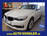 BMW 318d Gran Turismo bei AUTOHAUS WINKLER GmbH in Judenburg