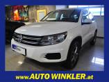 VW Tiguan 2,0TDI 4Mot Track&Field Klimatronic/AHV bei AUTOHAUS WINKLER GmbH in Judenburg