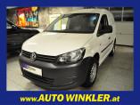 VW Caddy Kastenwagen 2,0TDI 4MOTION Komfortpaket/Klima bei AUTOHAUS WINKLER GmbH in Judenburg