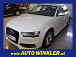 Audi A4 2,0TDI quattro Intense S-Line/Leder/Xenon bei AUTOHAUS WINKLER GmbH in Judenburg