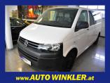 VW T5 Doka Kasten LR 2,0TDI Komfortpaket/Klima bei AUTOHAUS WINKLER GmbH in Judenburg