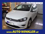 VW Golf Sportsvan Comfortline 1,6TDI Komfortpaket bei AUTOHAUS WINKLER GmbH in Judenburg