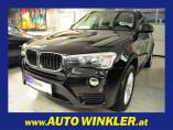 BMW X3 sDrive 18d Facelift bei AUTOHAUS WINKLER GmbH in Judenburg