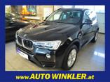 BMW X3 xDrive 20d Aut Ö-Paket bei AUTOHAUS WINKLER GmbH in Judenburg