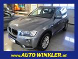 BMW X3 sDrive 18d Ö-Paket plus Aut. bei AUTOHAUS WINKLER GmbH in Judenburg