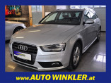 Audi A4 Avant 3,0TDI quattro S-tronic Navi bei AUTOHAUS WINKLER GmbH in Judenburg
