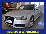 Audi A4 Avant 2,0TDI quat Sport S-Line Aut Businesspaket/Navi bei AUTOHAUS WINKLER GmbH in Judenburg