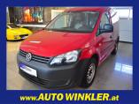 VW Caddy Kasten 2,0 EcoFuel Klima bei AUTOHAUS WINKLER GmbH in Judenburg