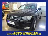 VW Tiguan 2,0 TDI SCR 4Motion Comfortline Businesspaket Navi bei AUTOHAUS WINKLER GmbH in Judenburg