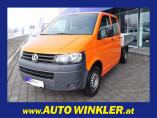 VW T5 Doka-Pritsche 2,0TDI Klima bei AUTOHAUS WINKLER GmbH in Judenburg