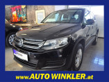 VW Tiguan 2,0TDI Trend&Fun Komfortpaket bei AUTOHAUS WINKLER GmbH in Judenburg