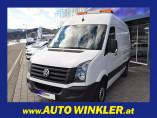 VW Crafter 35 HR-Kasten MR TDI Klima/AHV bei AUTOHAUS WINKLER GmbH in Judenburg