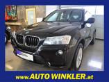 BMW X3 xDrive20d Ö.-Paket bei AUTOHAUS WINKLER GmbH in Judenburg