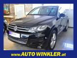VW Touareg Sky V6 TDI 4Mot Aut Sportpaket/Xenon bei AUTOHAUS WINKLER GmbH in Judenburg