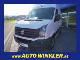 VW Crafter 35 HR-Kasten MR TDI Klima bei AUTOHAUS WINKLER GmbH in Judenburg