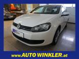 VW Golf Trendline 1,6 TDI DPF bei AUTOHAUS WINKLER GmbH in Judenburg