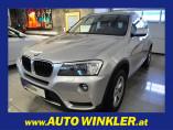 BMW X3 xDrive20d Österreich-Paket Plus Aut. Xenon/PDC bei AUTOHAUS WINKLER GmbH in Judenburg
