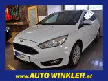 Ford Focus 1,5TDCi Trend Klimatronic bei AUTOHAUS WINKLER GmbH in Judenburg
