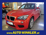 BMW X1 sDrive18d M-Paket/Xenon bei AUTOHAUS WINKLER GmbH in Judenburg