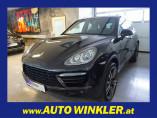 Porsche Cayenne II Turbo Aut. bei AUTOHAUS WINKLER GmbH in Judenburg