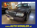 Mercedes-Benz E 220 Cabrio Aut Leder bei AUTOHAUS WINKLER GmbH in Judenburg