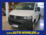 VW T5 Doka-Pritsche LR Entry 2,0TDI bei AUTOHAUS WINKLER GmbH in Judenburg