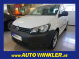 VW Caddy Kasten Entry+ 1,6TDI Klima Schiebetür bei AUTOHAUS WINKLER GmbH in Judenburg
