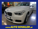 BMW 520d Gran Turismo Ö.-Paket Aut. M-Paket/Kamera bei AUTOHAUS WINKLER GmbH in Judenburg