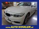 BMW 420d xDrive Coupe Ö-Paket Aut M-Paket bei AUTOHAUS WINKLER GmbH in Judenburg